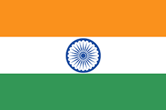 Flag of cuntry Indian Medical Device 2018