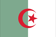 Flag of cuntry Dentex Algeria 2018