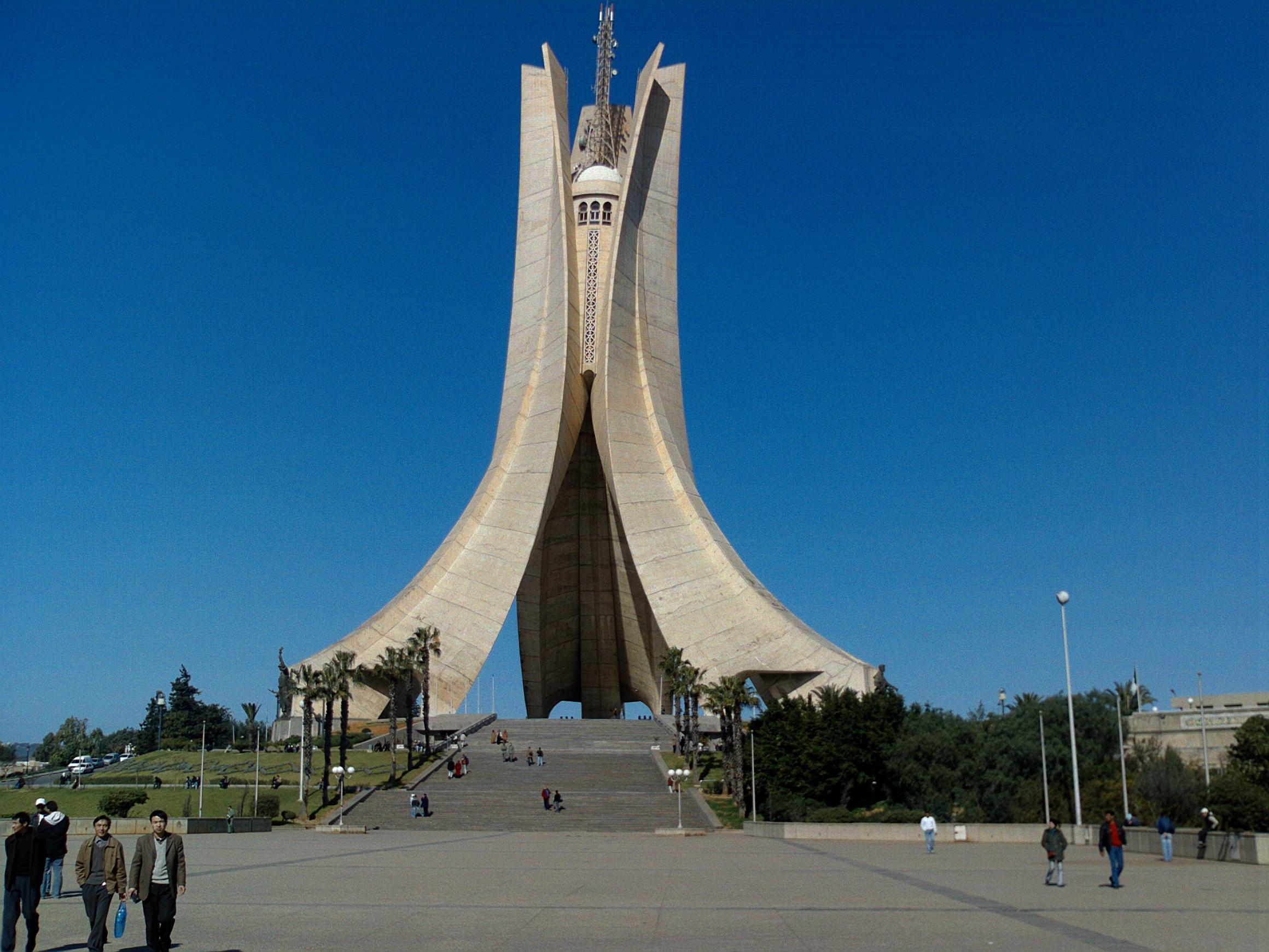 City of Dentex Algeria 2018
