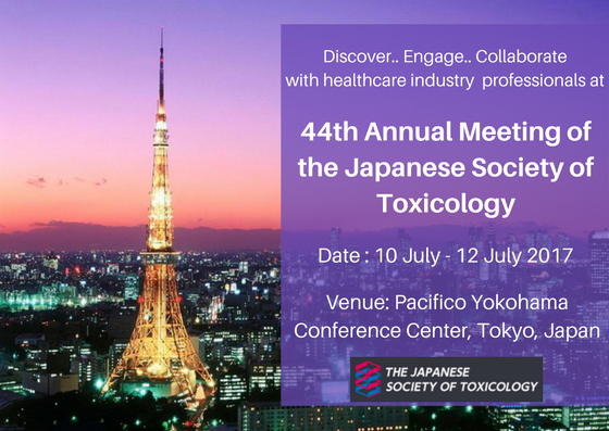 44th Annual Meeting of the Japanese Society of Toxicology ...