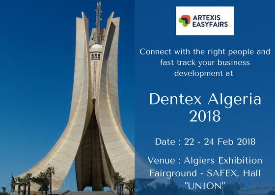 Dentex Algeria 2018