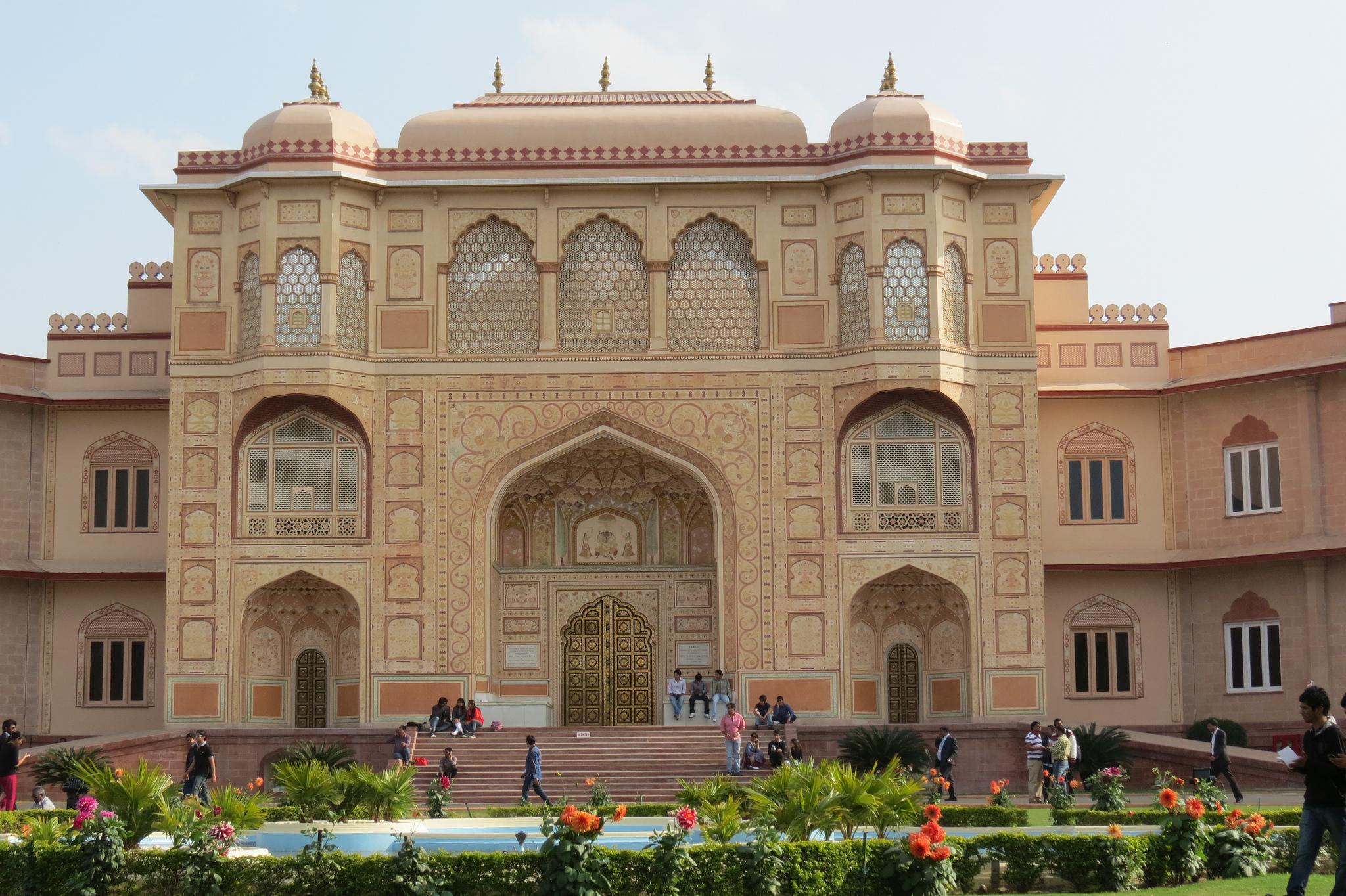 Venue of Birla Auditorium Jaipur