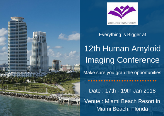 12th Human Amyloid Imaging Conference