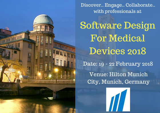 Software Design For Medical Devices 2018