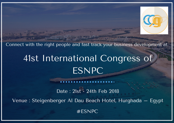 41st International Congress of The Egyptian Society for Neonatal and Preterm Care ( ESNPC )