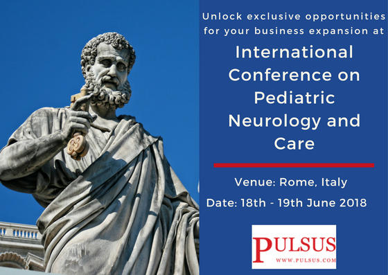 International Conference on Pediatric Neurology and Care (Pediatric