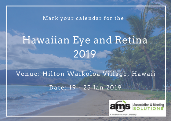 Hawaiian Eye and Retina 2019 | Ophthalmology | Association &