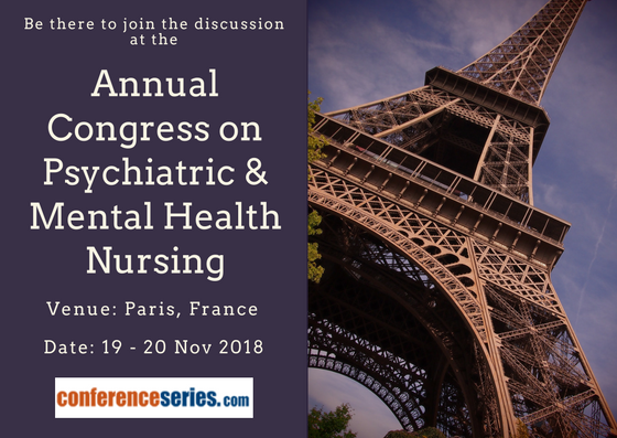 Annual Congress On Psychiatric 038 Mental Health Nursing
