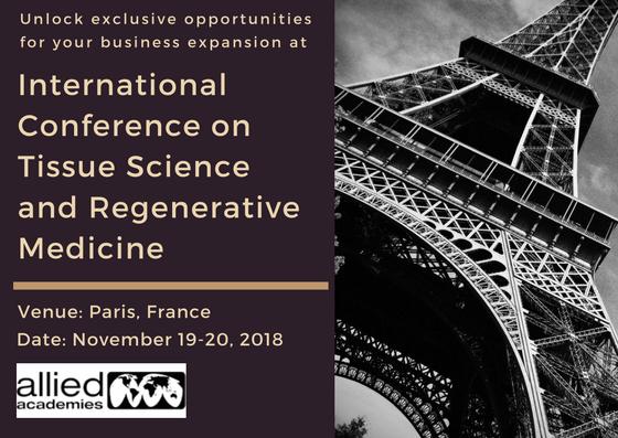International Conference on Tissue Science and Regenerative Medicine