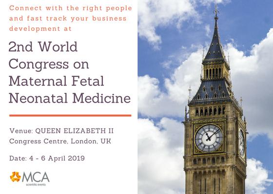 2nd World Congress on Maternal Fetal Neonatal Medicine