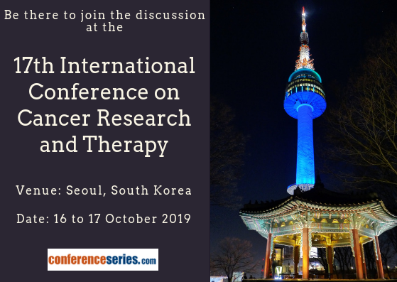 17th International Conference on Cancer Research and Therapy