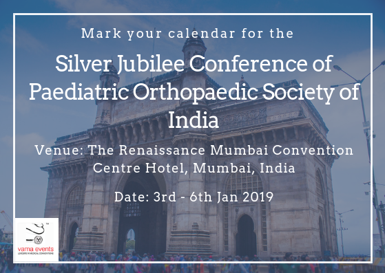 Silver Jubilee Conference of Paediatric Orthopaedic Society