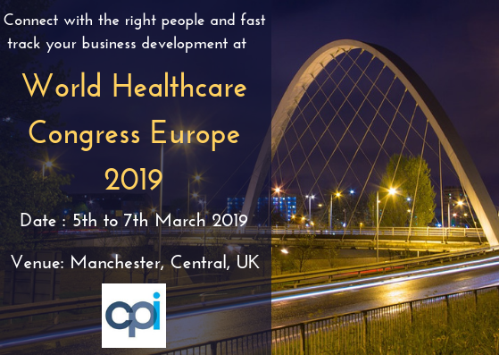 World Healthcare Congress Europe 2019 | Health and Wellness