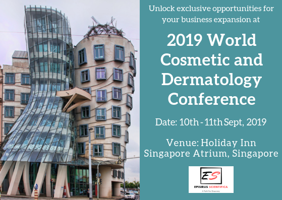 2019 World Cosmetic and Dermatology Conference | Cosmetic