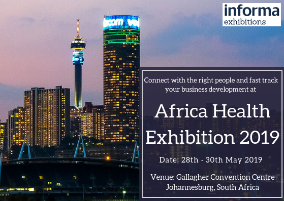 Africa Health Exhibition 2019 | Medical Equipments | Informa