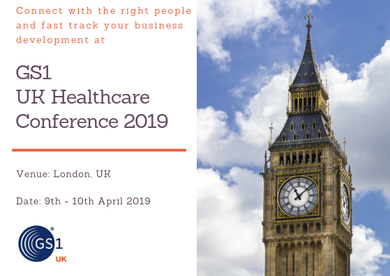 GS1 UK Healthcare Conference 2019 | Health and Wellness | GS1 UK