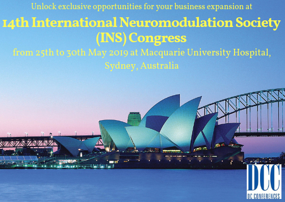 14th International Neuromodulation Society (INS) Congress