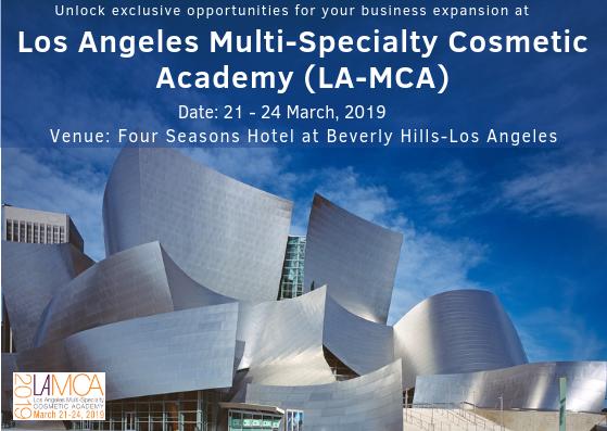 Los Angeles Multi-Specialty Cosmetic Academy Meeting (LA-MCA