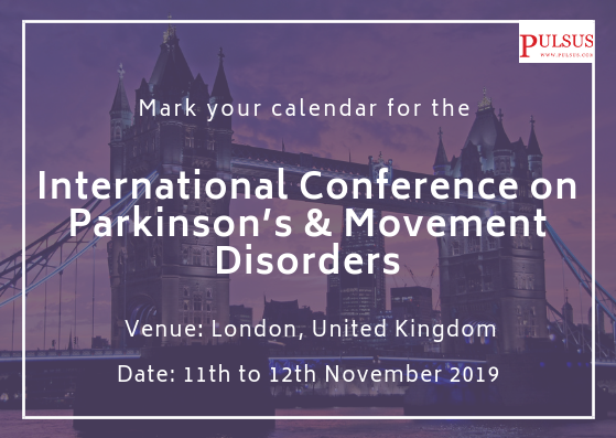 International Conference on Parkinson's &