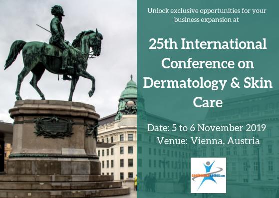 25th International Conference on Dermatology &