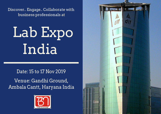 Lab Expo India | Medical Equipments | B &